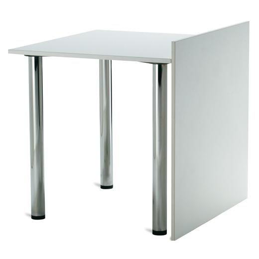 tisch tisch mit blende tische tische katalog orgatech gmbh. Black Bedroom Furniture Sets. Home Design Ideas
